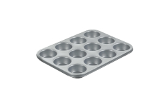 Cuisinart Chef's Classic 12 Cup Non-Stick Muffin Pan