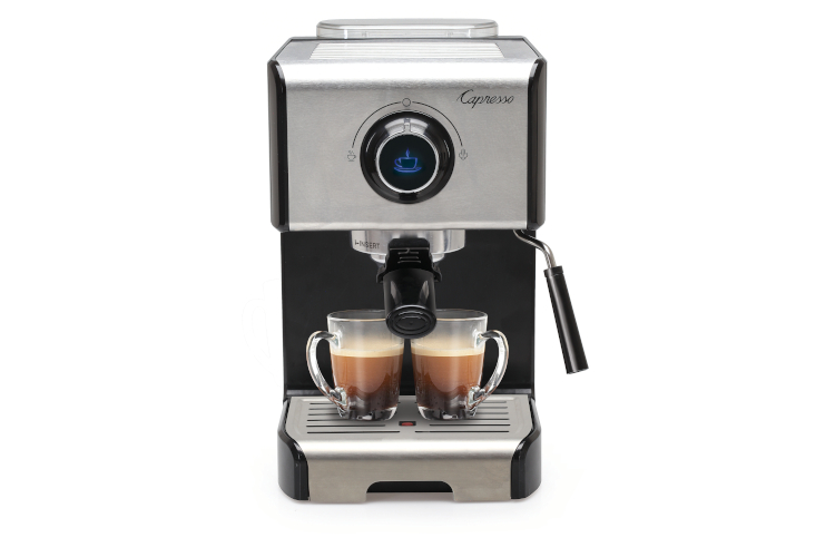 Capresso EC300 Pump Espresso and Cappuccino Machine