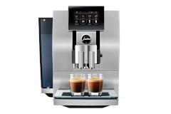 Jura Z8 Automatic Coffee Machine Aluminum