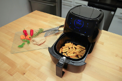 CASO Electric Air Fryer w/Advanced Hot Air Circulation Technology