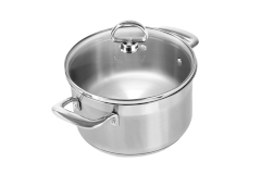 Chantal Induction 21 Stainless Steel 2 Quart Soup Pot