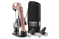 Coravin Model Two Elite Pro Bundle Rose Gold