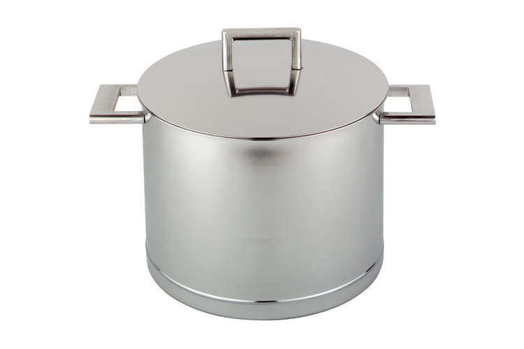 Demeyere John Pawson 8.5 Quart Stock Pot with Lid