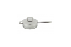 Demeyere John Pawson Stainless 5.1 Quart Sauté Pan with Helper Handle