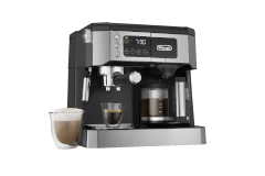 De'longhi All-In-One Coffee, Espresso, Cappuccino, Latte Machine with Advanced Milk Frother