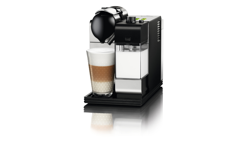 Nespresso by De'Longhi Lattissima Plus Latte, Cappuccino, and Espresso Machine