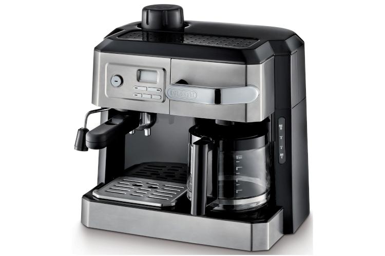 De'Longhi BCO33T All-in-One Cappuccino, Espresso and Coffee Maker