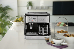 De'Longhi BCO430 All-in-One Cappuccino, Espresso and Coffee Makers