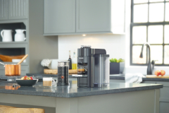 Nespresso by De'Longhi Vertuo Coffee and Espresso Machine with Aerocinno
