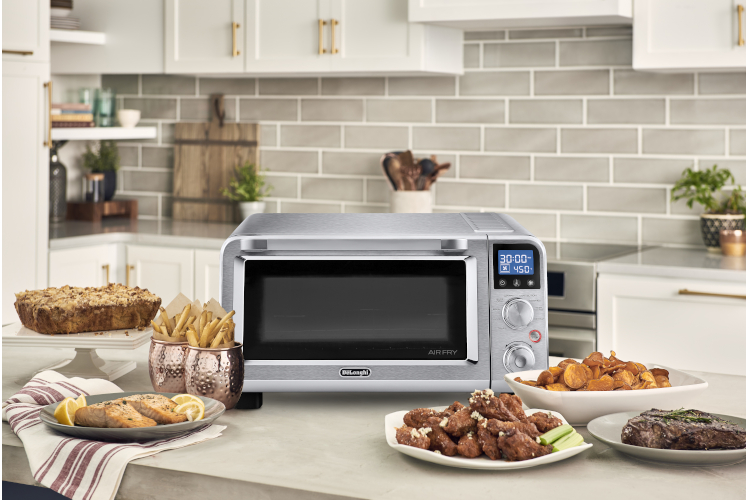 De'Longhi Livenza 9-in-1 Air Fryer Convection Oven