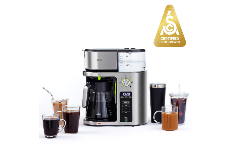 Braun MultiServe 10-Cup Drip Coffee Machine