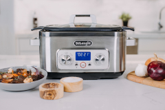 De'Longhi Livenza All-in-One Programmable 6 Quart Multi-Cooker