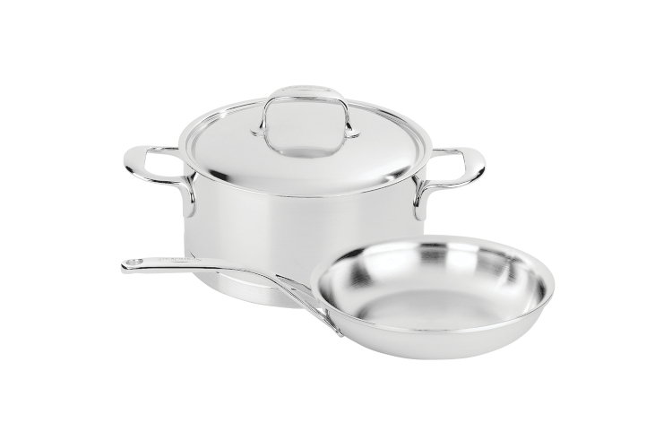 Demeyere Atlantis Stainless Steel 3-Piece Cookware Set