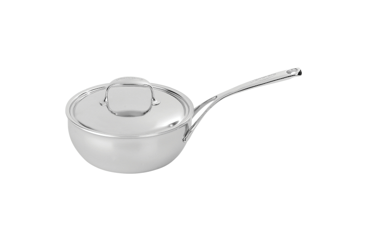 Demeyere Atlantis Stainless Steel Sauciers with Lid
