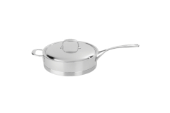Demeyere Atlantis Stainless Steel Sauté Pans with Lid