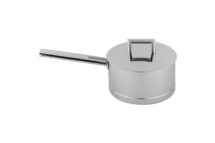 Demeyere John Pawson Stainless Steel Saucepans with Lid