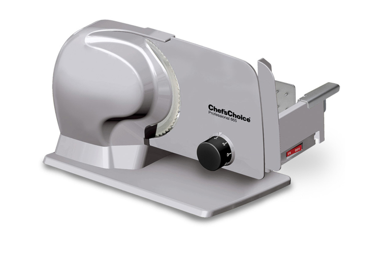 Chef'sChoice by EdgeCraft 665 Professional Electric Meat Slicer