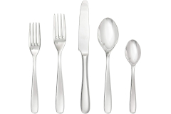Fortessa® Grand City 20-Piece Flatware Set