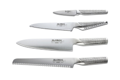 Global Classic Chef Ludo Lefebvre's 4-Piece Must-Have Knife Set