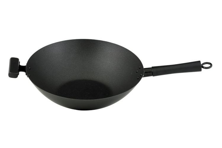 "Helen's Asian Kitchen Excalibur 14"" Nonstick Wok"