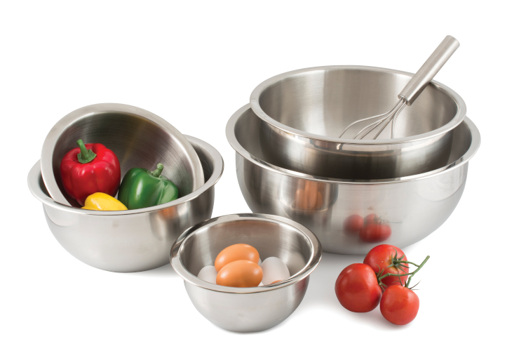 Harold Import Stainless Steel Mixing Bowls