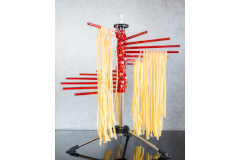 Marcato Atlas Tacapasta Pasta Drying Rack Red