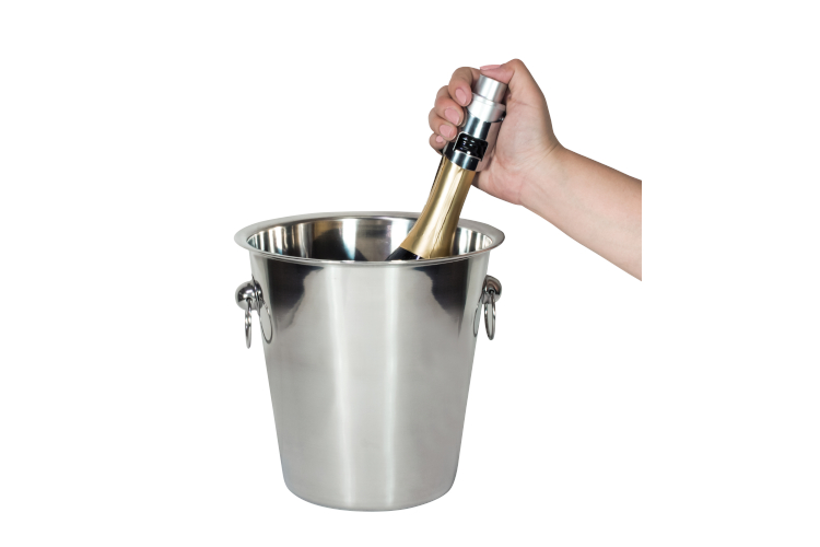 Harold Import Dual Champagne Stopper and Pump