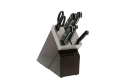 ZWILLING Gourmet 7-Piece Self Sharpening Knife Block Set