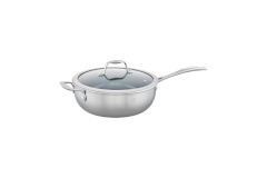 ZWILLING Spirit 4.6 Quart Stainless Steel Ceramic Nonstick  Perfect Pan