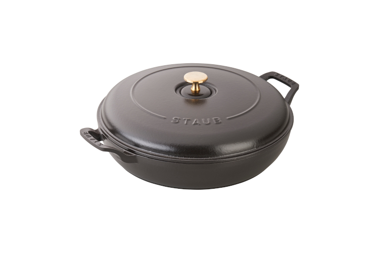 Staub Cast Iron 3.5 Quart Braisers