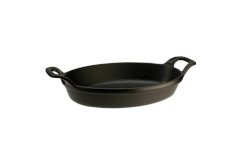 Staub Cast Iron Oval Baking Dishes