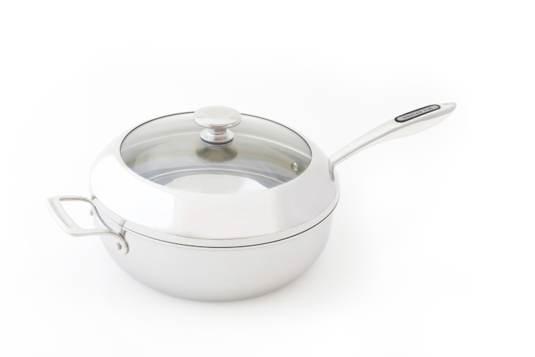 Hestan Cue 5.5 Quart Covered Chef's Pot