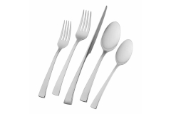 ZWILLING Bellasera 45-Piece Flatware Set