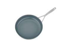 Demeyere Industry5 Stainless Steel Ceramic Nonstick Fry Pans