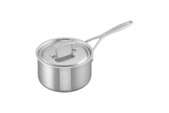 Demeyere Industry5 Stainless Steel Saucepans with Lid