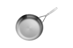 Demeyere Industry5 Stainless Steel Fry Pans
