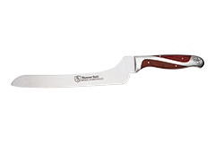 "Hammer Stahl 9"" Offset Bread Knife"