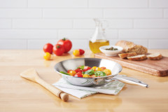 Hammer Stahl Stainless 7-Ply Fry Pans