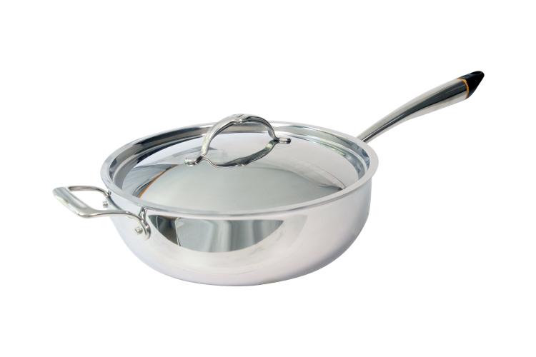 Hestan Cue  (Gen 2) 5.5 Quart Covered Chef's Pot
