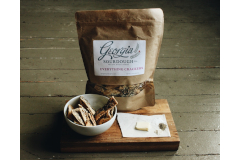 Georgia Sourdough Co. Artisan Baked Everything Crackers