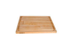John Boos Reversible 24 Inch x 18 Inch x 1.5 Inch Au jus Board Maple