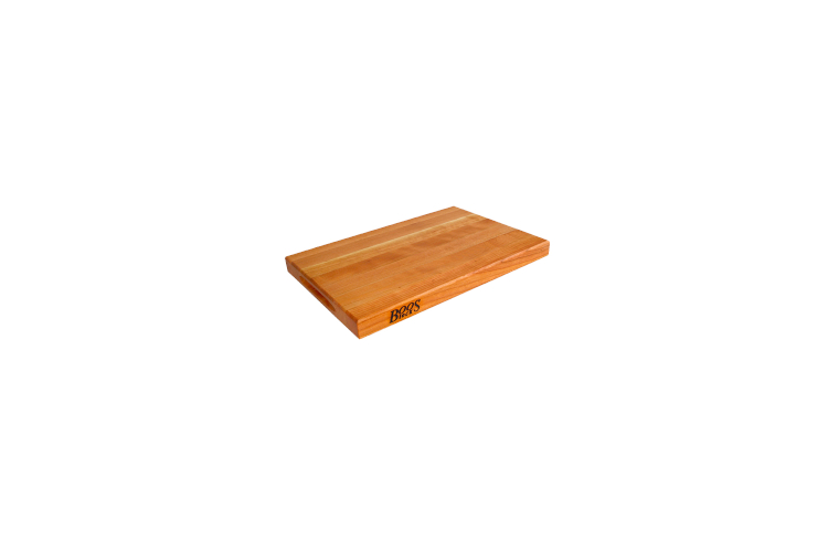 "John Boos Reversible 18"" x 12"" x 1.5""  Cutting Board - Maple"