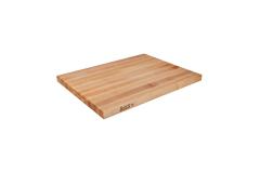 "John Boos Reversible 24"" x 18"" x 1.5"" Cutting Board Maple"