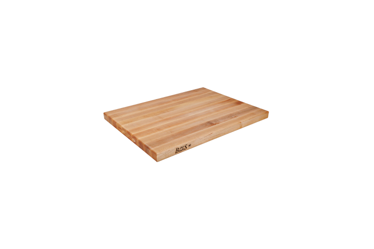 "John Boos Reversible 20"" x 15"" x 1.5"" Cutting Board Maple"