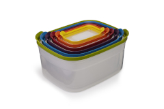 Joseph Joseph Nest 6-Piece Food Storage Container Set