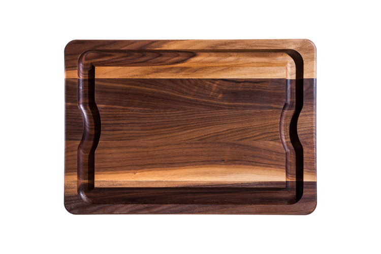 "J.K. Adams 20"" x 14"" BBQ Board Walnut"