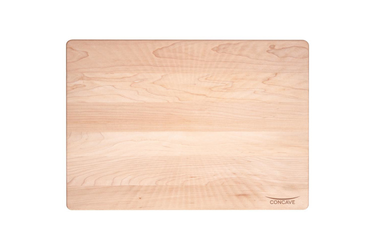 "Concave by J.K. Adams 20"" x 14"" x 1.5"" Cutting Board"