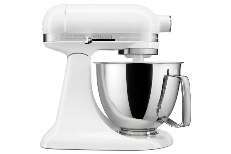 KitchenAid® Artisan® Mini 3.5 Quart Tilt-Head Stand Mixer White