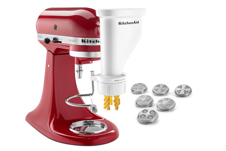 KitchenAid® Gourmet Pasta Press