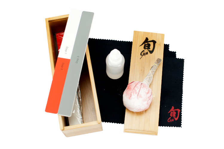 Shun Knife Care Kit